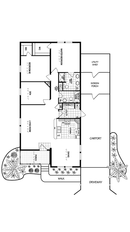 The Spruce Floor Plan
