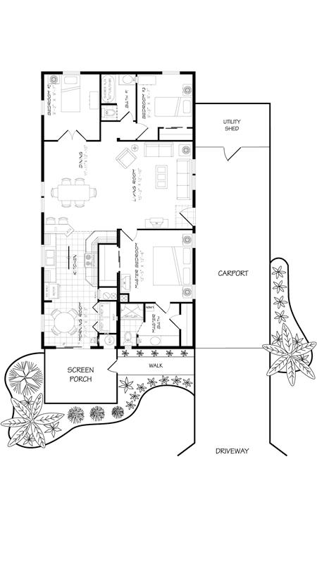 Vegas Floor Plan