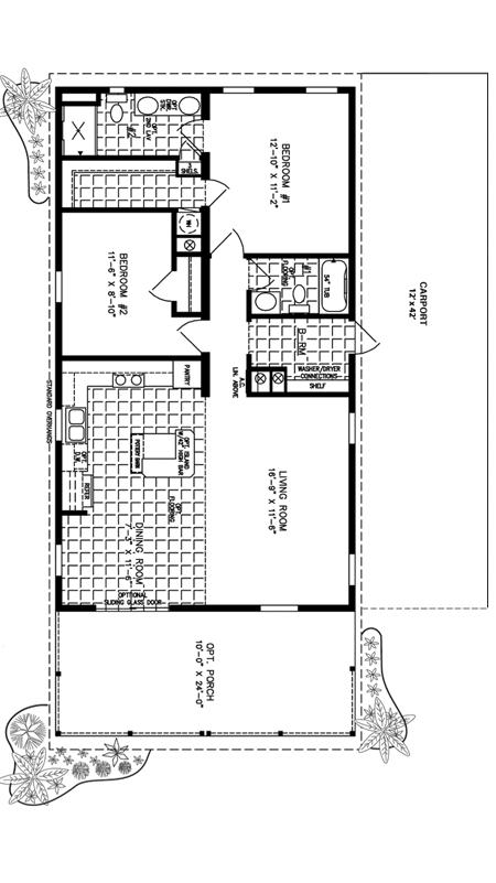 The Zephyr Floor Plan