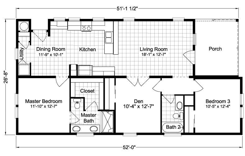 Summer Haven Floor Plan