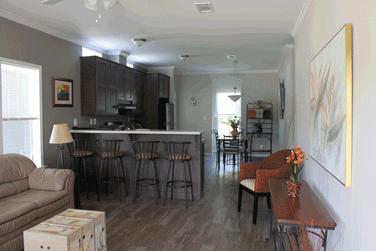 The Buena Vista II Interior