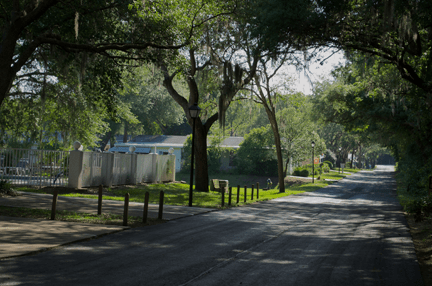 Ramblewood-Village-Street View