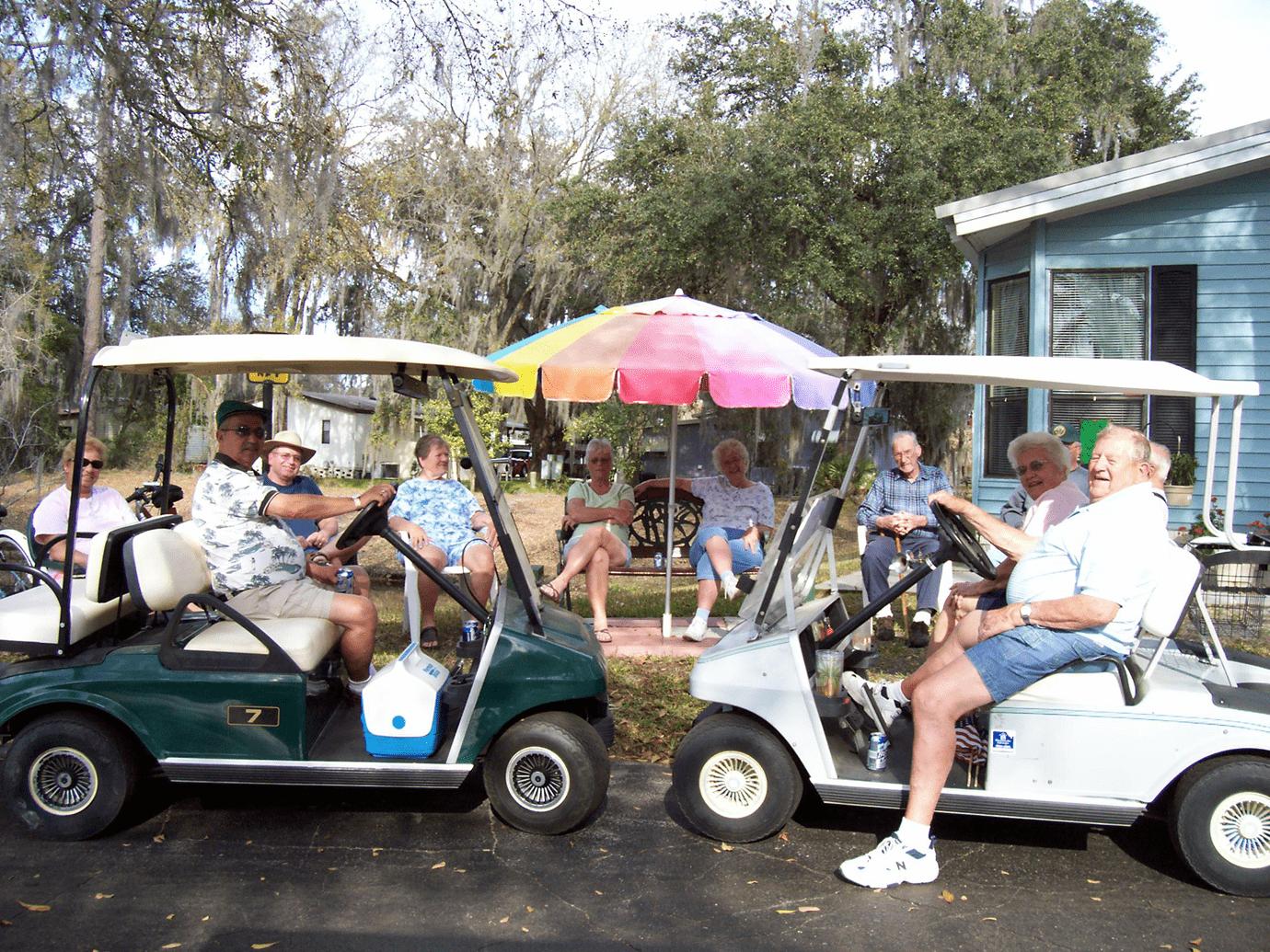 Ramblewood Residents